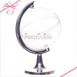 Contenant plexi Globe (x2)